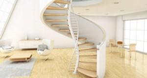 pose escaliers