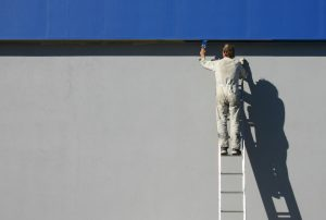 peinture extérieur-crépis