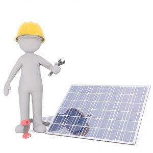 prix production électrique photovoltaïque